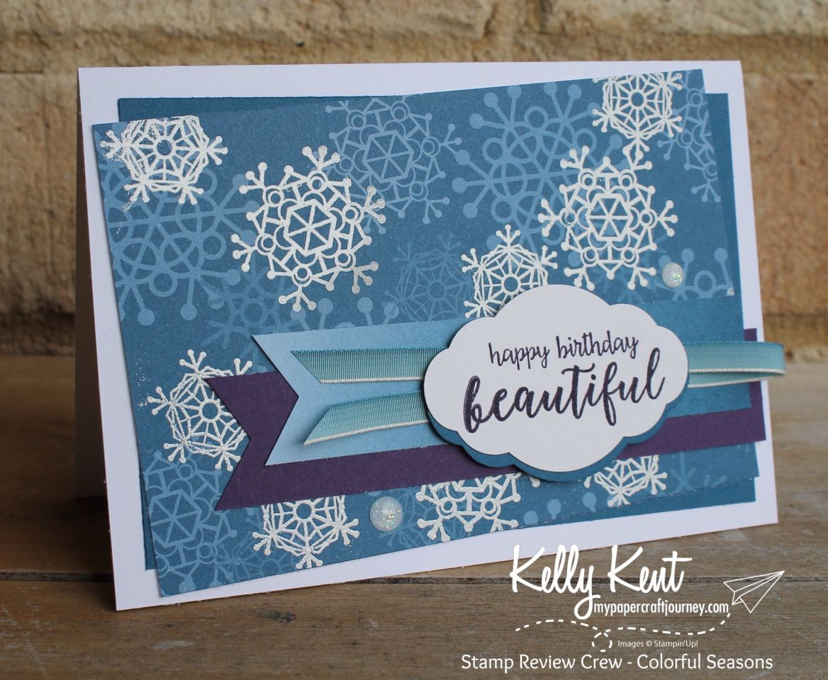 Stamp Review Crew Colorful Seasons Simple Birthday Cards