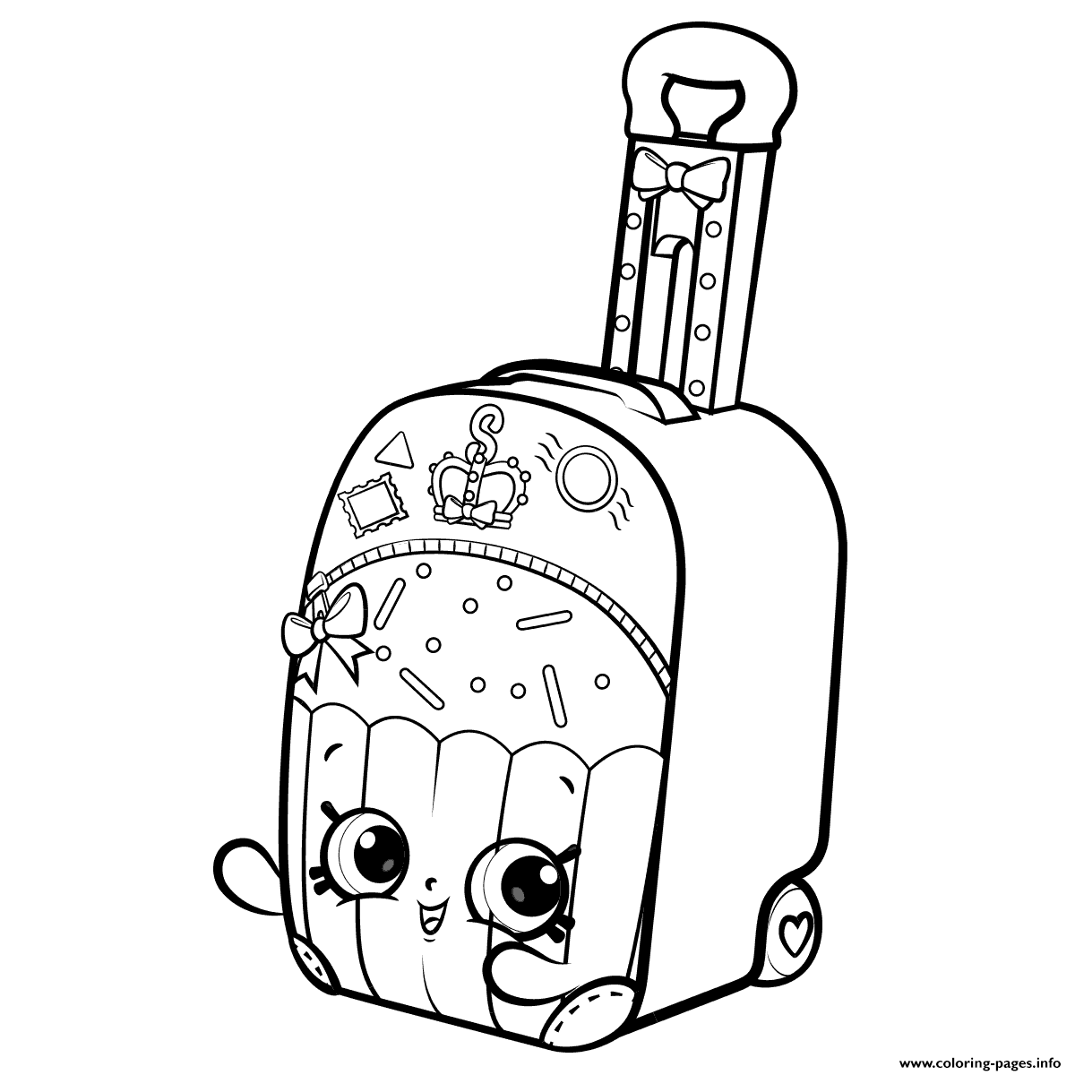 Print Shopkins World Vacation Season 8 Coloring Pages Shopkins Colouring Pages Coloring Pages Shopkins Coloring Pages Free Printable