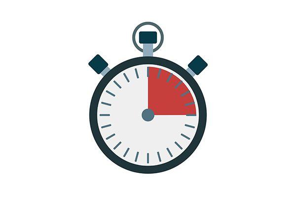 Vector Stopwatch Stopwatch Vector Clock