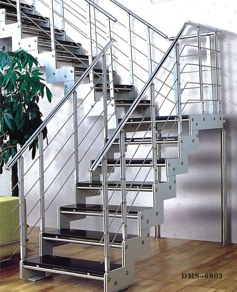 Explore Steel Railing, Staircases, And More!