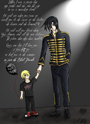 My Chemical Romance Fan Art Welcome To The Black Parade Black Parade My Chemical Romance Romance