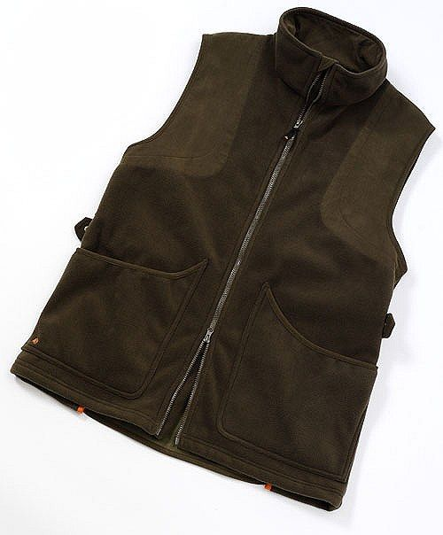 Laksen Antler Fleece Vest Small (trad clay shooting cest at