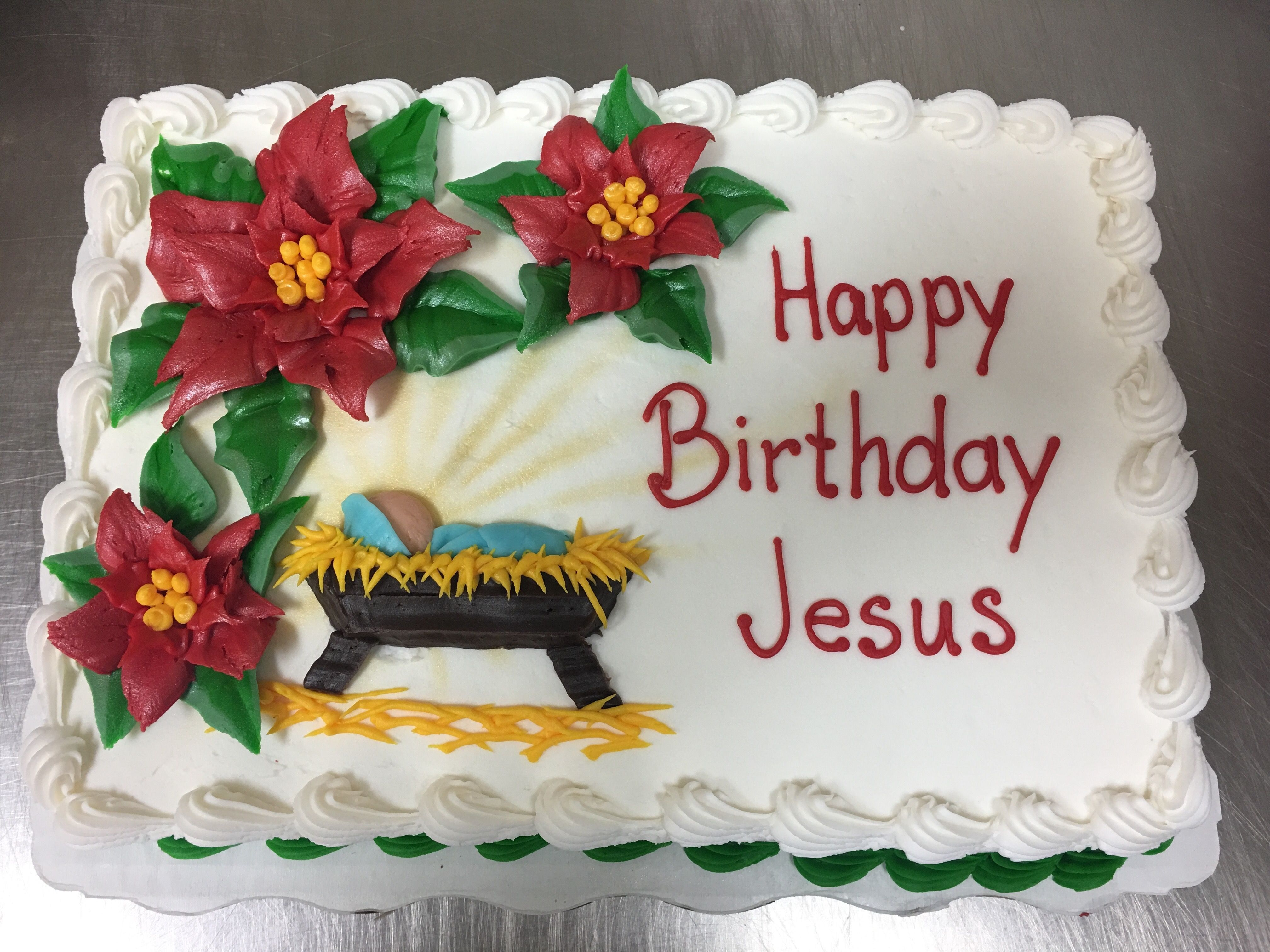 Marvelous 23 Marvelous Photo Of Happy Birthday Jesus Cake Happy Birthday Personalised Birthday Cards Veneteletsinfo