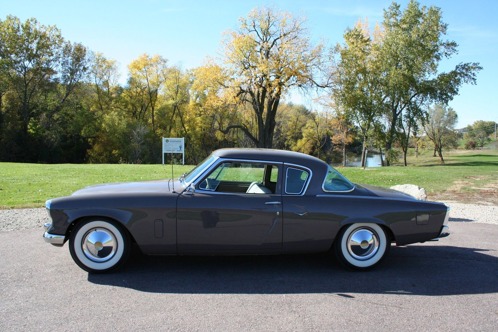 1953 Studebaker Commander 2 Door For Inquiries On This Vehicle Call 712 255 3000 Buy Classic Cars Old Classic Cars Car Trader