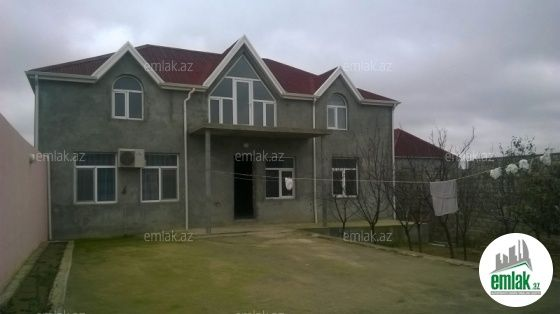 Satilir 6 Otaqli 220 M2 Ev Villa Sagan Merdekan Sagan Qesebesi Unvaninda House Styles Villa Outdoor Structures