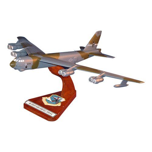 Boeing B 52 Stratofortress Of The U S Air Force History: 416 BW B-52H Stratofortress Custom Aircraft Model