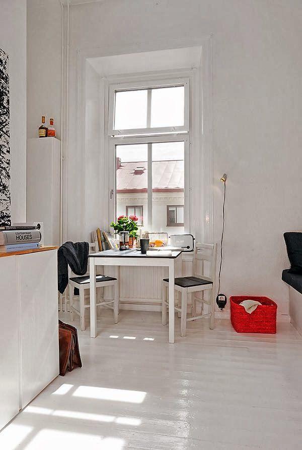 Blog Wnetrzarski Design Nowoczesne Projekty Wnetrz Male Mieszkanie 17m2 Jak Small Apartment Decorating Small Studio Apartment Decorating Apartment Decor