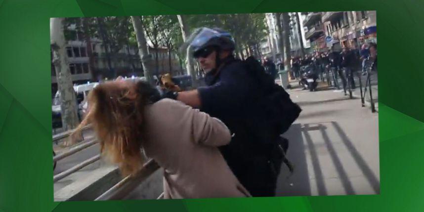 INFO METRONEWS - Vidéo de violences policières à Toulouse : une enquête administrative est en cours – metronews