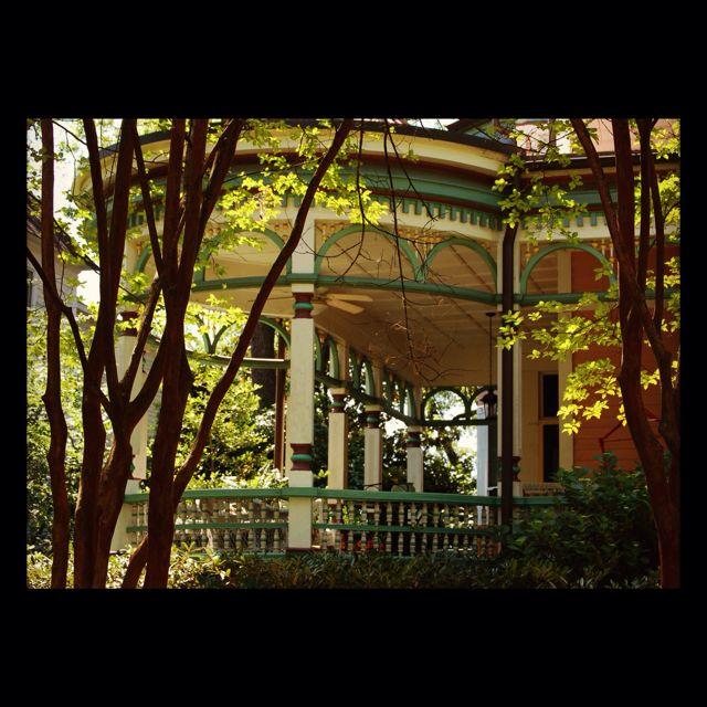 Victorian Porch - Inman Park, Atlanta