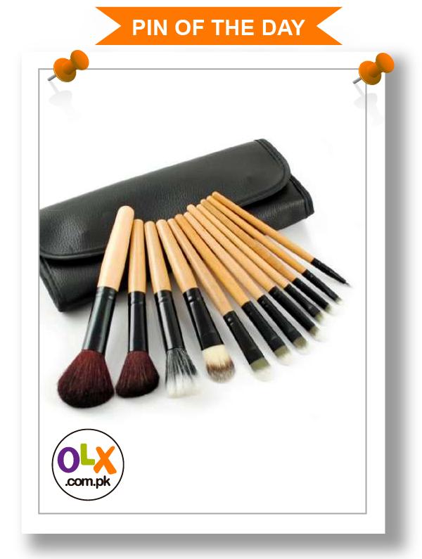 Pin of the day OLX pe sab kuch bikta hai. Makeup brush