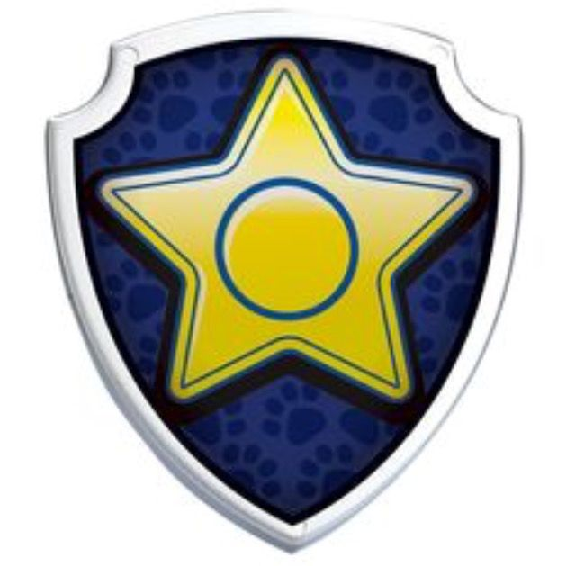 Badge Chase Bank Patrol Drawing Clip Art Paw Patrol Png Is About Is About Emblem Shield S Escudo Patrulha Canina Brasao Patrulha Canina Patrulha Canina Png