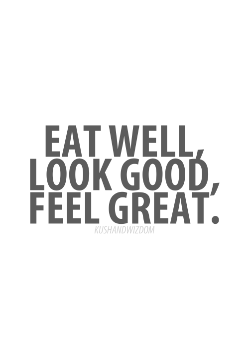 Look Good Feel Great My Quotes Pinterest Fitness Motivation