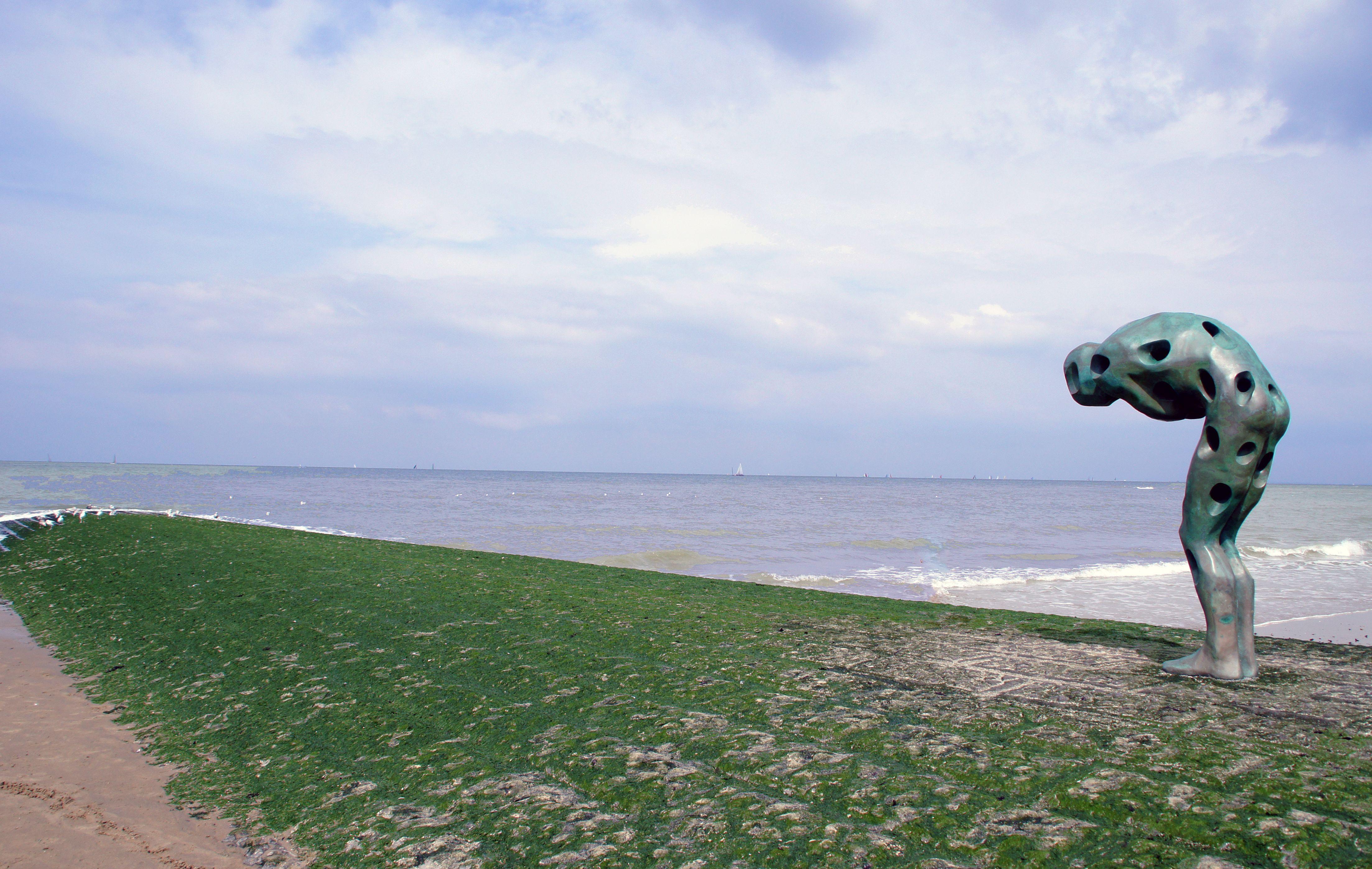 Belgium - Knokke - Beach