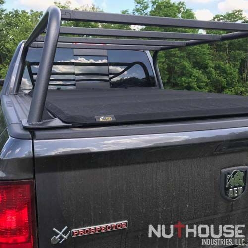 Nutzo Rambox Series Expedition Truck Bed Rack Custom Trucks