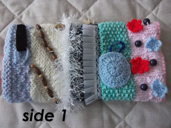 how to make a twiddle muff