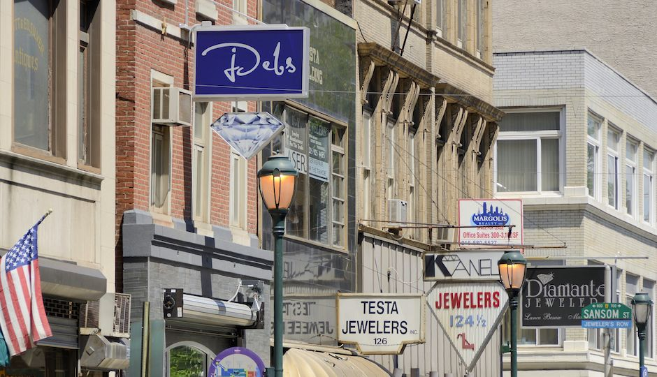 A developer is planning to demolish five buildings on Jewelers Row. A petition…