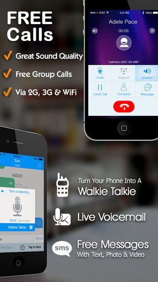 Dingtone Free Phone Calls & Free Text Messaging App