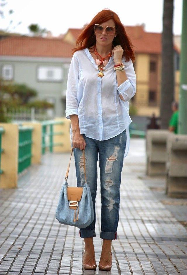 0e331ada264 Стильная одежда для женщин после 40 (128 фото)  базовый гардероб и стиль