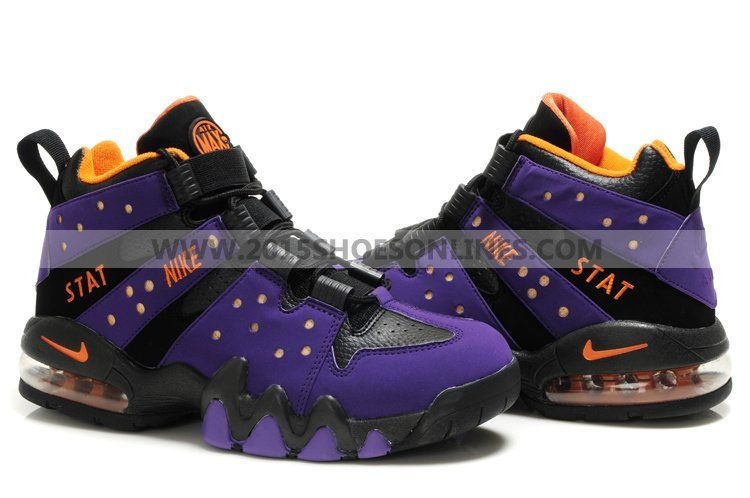 Men's Nike Air Max 2 CB 94 Charles Barkley Shoes in 25607