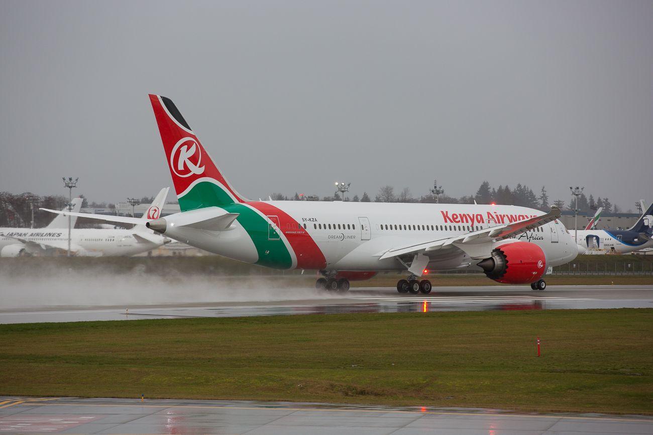 kenya airways business class - Google Search