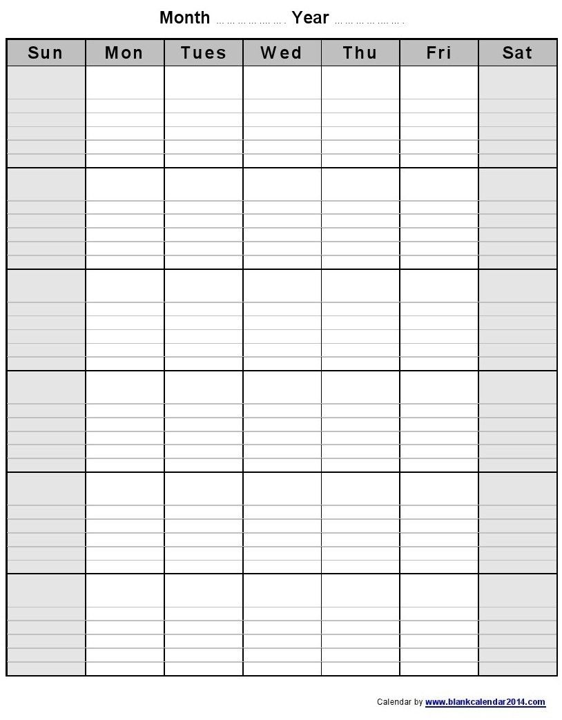 44+ Build your life resume calendar Format