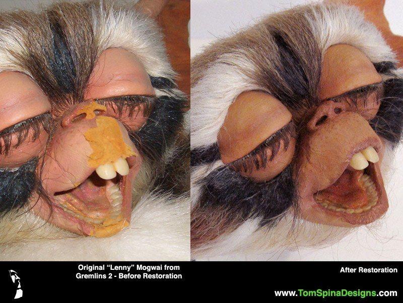 Gremlins Mogwai Lenny Restoration Gremlins 2