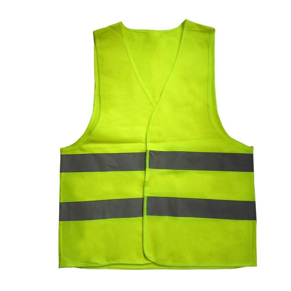 10pcs Waistcoat Reflective Vest Working Clothes Provides High