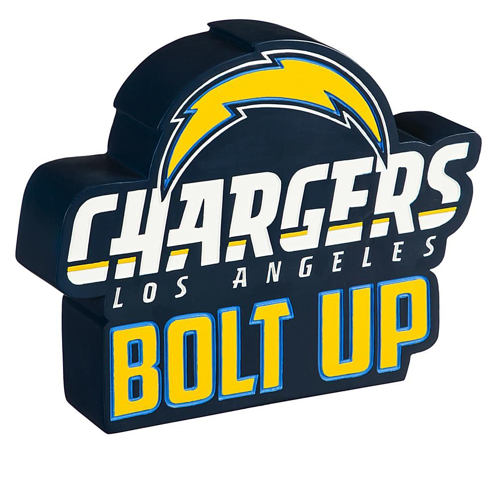 Officially Licensed Nfl Mascot Statue Chargers 9167837 Hsn In 2020 Los Angeles Chargers Chargers Nfl Los Angeles