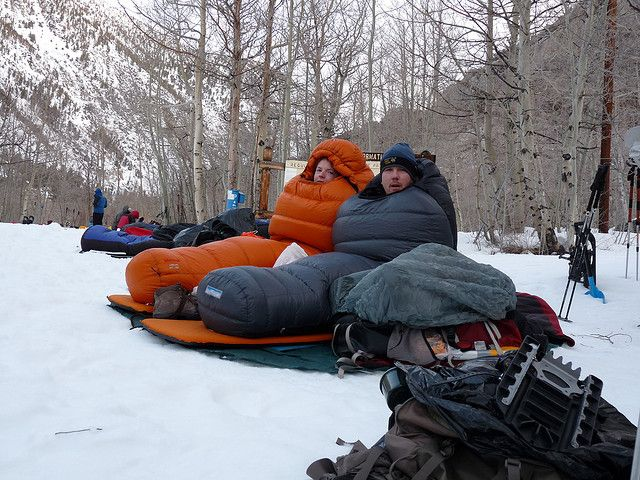 Layering for Cold Weather Camping (With images)   Cold ...