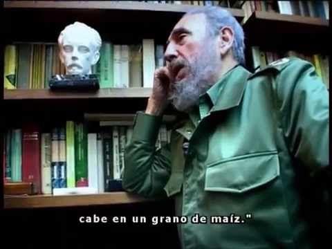 Gran frase del Comandante Fidel Castro.