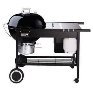Weber Performer Grill With Gas Ignition System It S A Charcoal Grill That Lights With Propane Grilling Savoury Food Gourmet Grilling