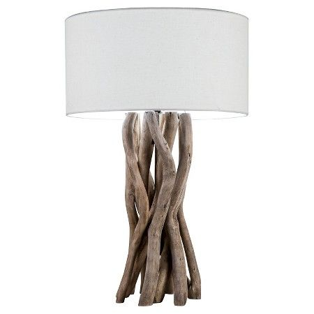 Bedrooms · Threshold™ Driftwood Table Lamp : Target