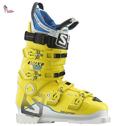 SALOMON Chaussures de Ski X Max 130 Homme Noir | Products en