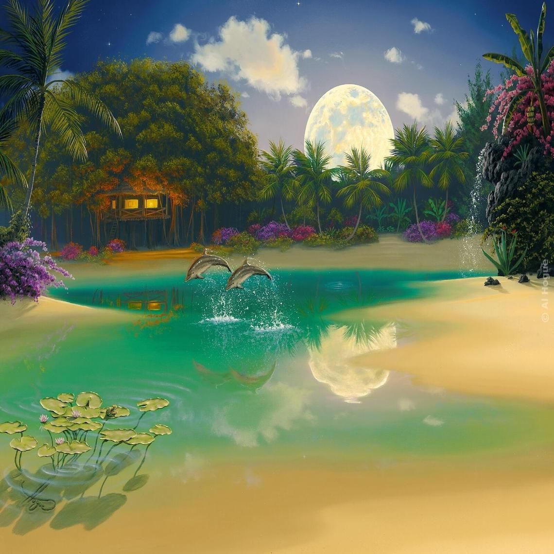Dolphin Home Moonlight Pinterest Circuit Board Parts Group Picture Image By Tag Keywordpictures
