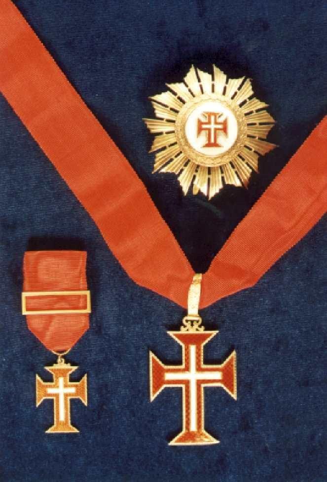 Ordem Militar de Cristo, Portugal