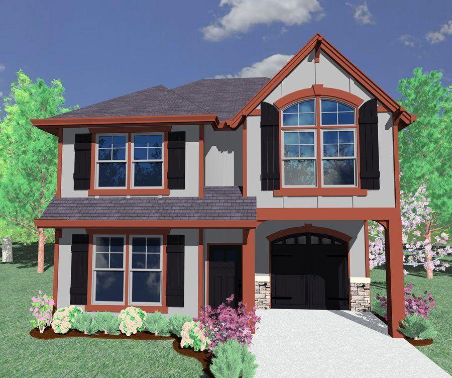 1490 | mark stewart home design | small houseplans | pinterest