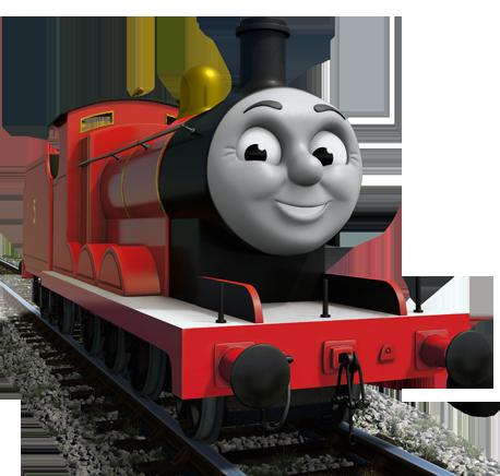 James Character Profile Bio Thomas Friends Thomas And His Friends Thomas And Friends Thomas The Train Birthday Party