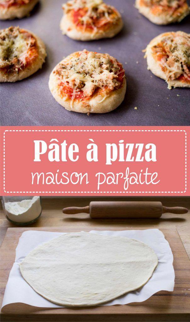 Pâte à pizza maison parfaite, ma recette facile et inratable sur la Godiche ! / www.lagodiche.fr #pateapizzafacile