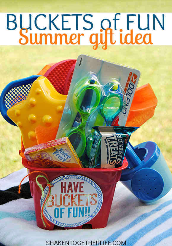 buckets  fun summer gift craft group camping gift 580 x 830 · png