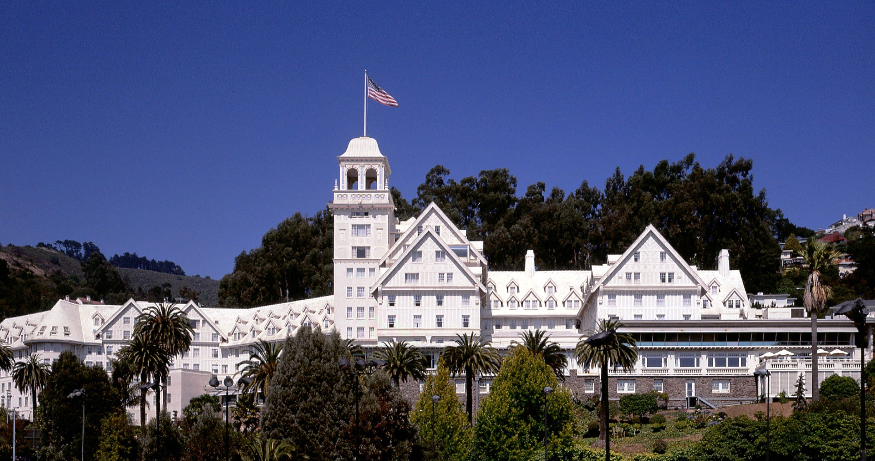 My Review From Recent And Very Quick Stay At The Claremont Hotel In Berkeley California