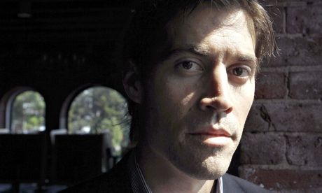 James Foley. Murdered by ISIS on video.