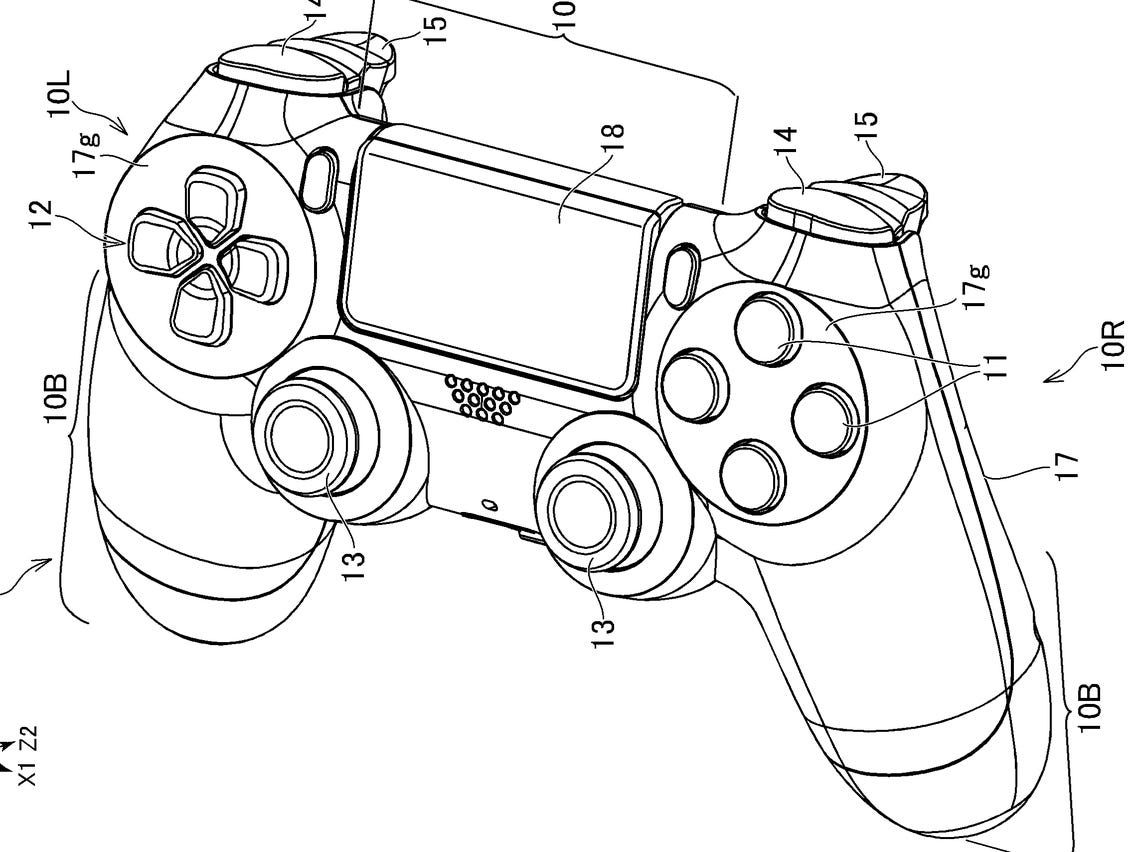 Sony S Announced Playstation Dualshock 4 Back Button Leads