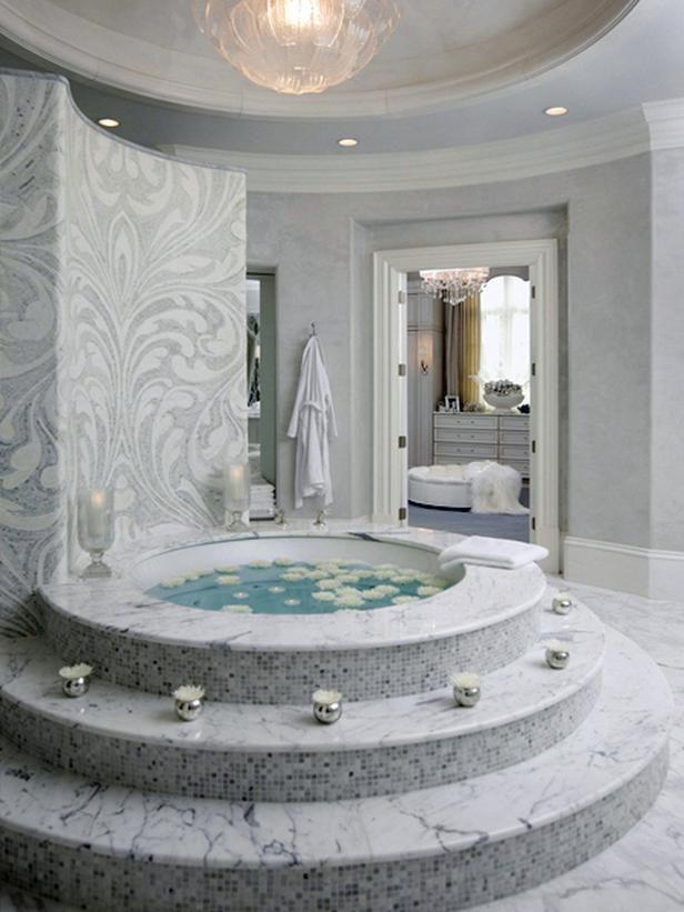 Romantic bathrooms dc design house designer portfolio hgtv home  garden television also rh co pinterest