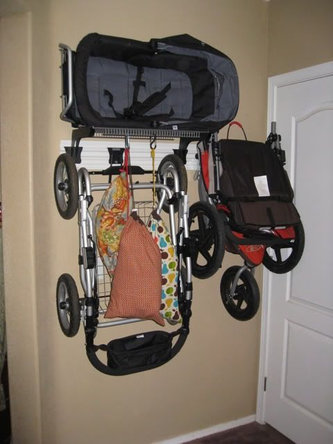 wall hanging strollers stroller