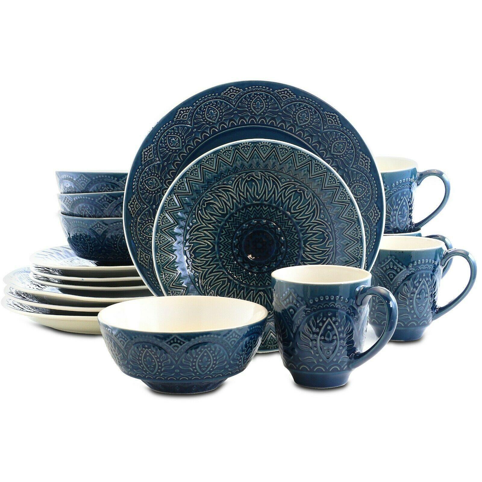 Elamas Petra 16 Piece Stoneware Dinnerware Set Dinnerware Ideas Of Dinnerware Dinnerware In 2020 Stoneware Dinnerware Stoneware Dinnerware Sets Dinnerware Set