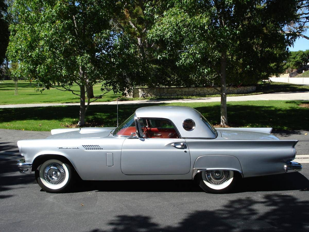 1955 Ford Thunderbird For Sale | OldRide.com | OldRide Classifieds ...