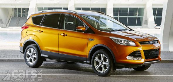 Ford Kuga Gets More Powerful Engines And Lower Emissions Ford