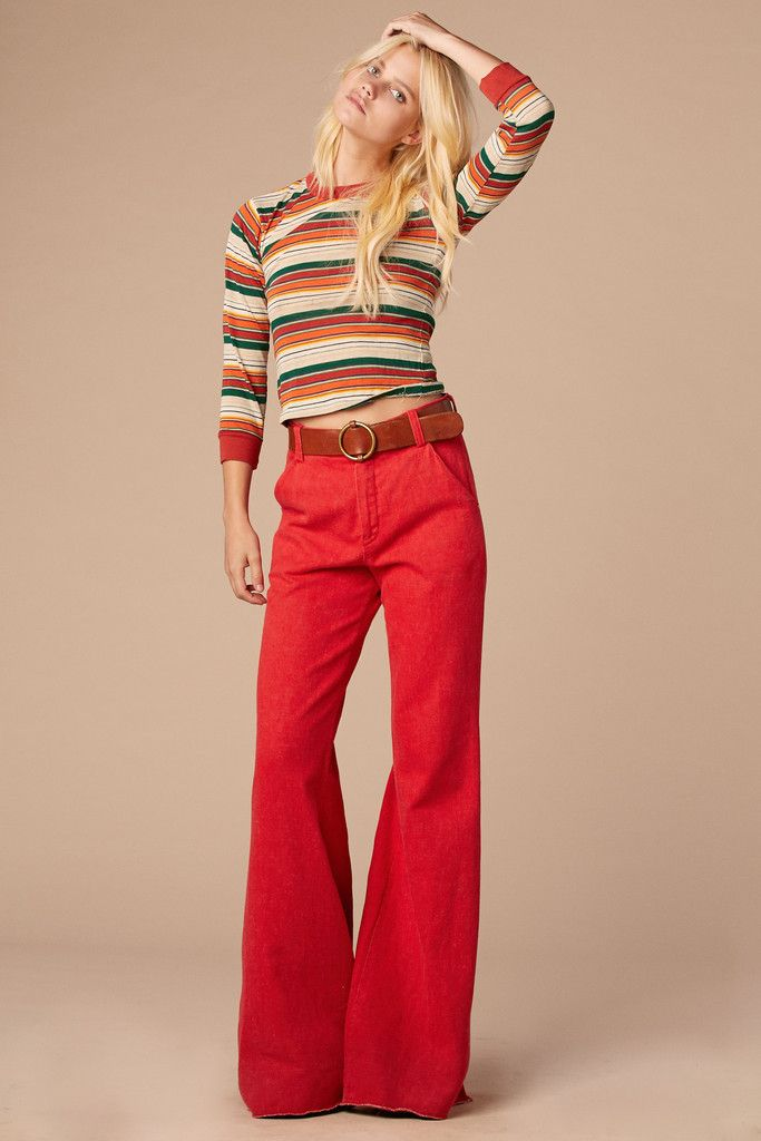 Let It Bleed 70's Elephant Bells | VINTAGE | Fashion, 70s ...