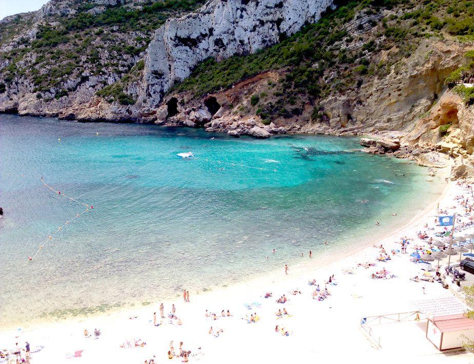 Ni Caribe Ni Formentera El Paraíso Está En Jávea Playas España Viajes Caribe Lugares Preciosos