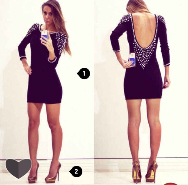 f1d52ea16 Vestido - Dress - Party - Festa - Brilho